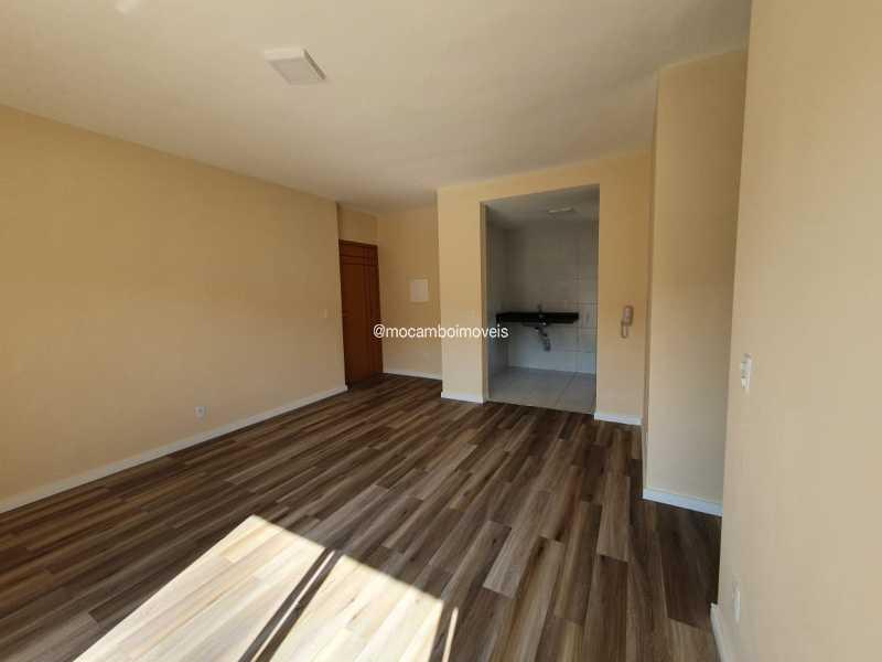 Sala - Apartamento 2 quartos para alugar Itatiba,SP - R$ 1.200 - FCAP21308 - 4