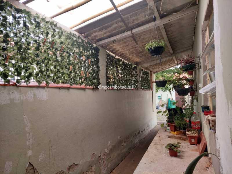 Lateral Casa - Casa 3 quartos à venda Itatiba,SP - R$ 1.600.000 - FCCA31500 - 10