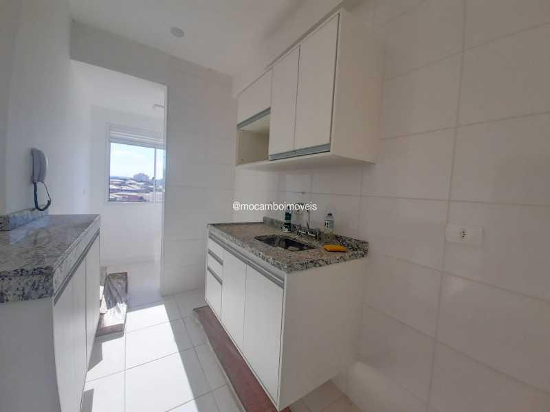 Cozinha - Apartamento 2 quartos para alugar Itatiba,SP - R$ 1.700 - FCAP21309 - 6
