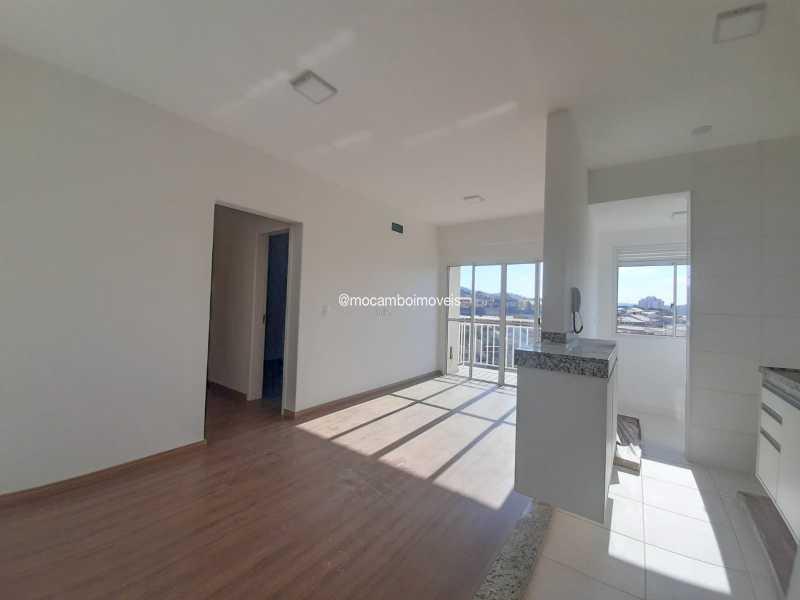 Sala - Apartamento 2 quartos para alugar Itatiba,SP - R$ 1.700 - FCAP21309 - 1
