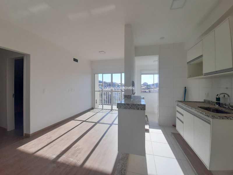 Sala - Apartamento 2 quartos para alugar Itatiba,SP - R$ 1.700 - FCAP21309 - 3
