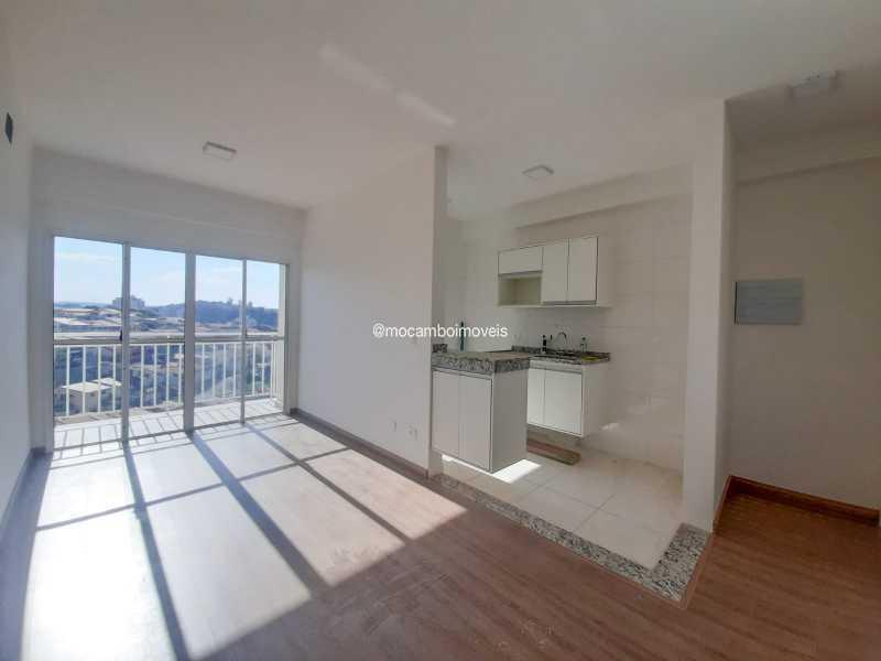 Sala - Apartamento 2 quartos para alugar Itatiba,SP - R$ 1.700 - FCAP21309 - 4