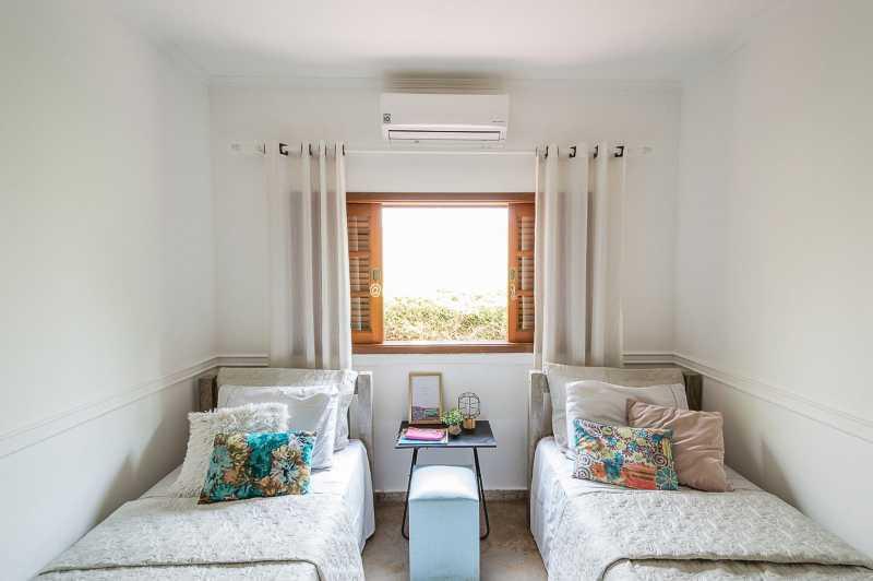 Dormitório  - Chácara 1500m² à venda Itatiba,SP - R$ 890.000 - FCCH30127 - 8