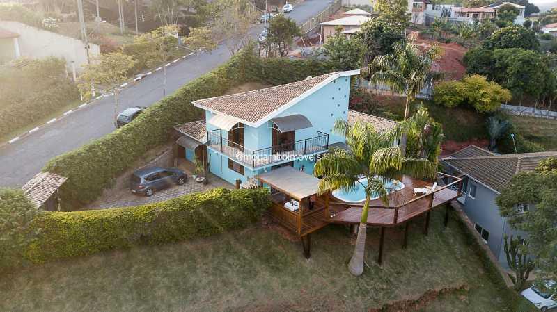 Casa  - Chácara 1500m² à venda Itatiba,SP - R$ 890.000 - FCCH30127 - 1