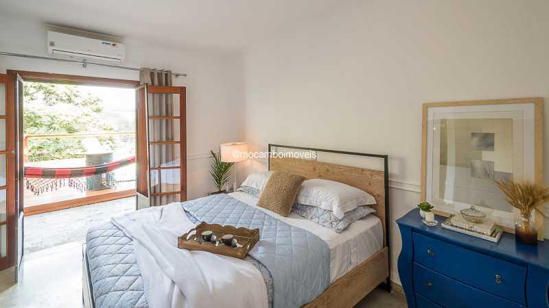 Dormitório  - Chácara 1500m² à venda Itatiba,SP - R$ 890.000 - FCCH30127 - 7