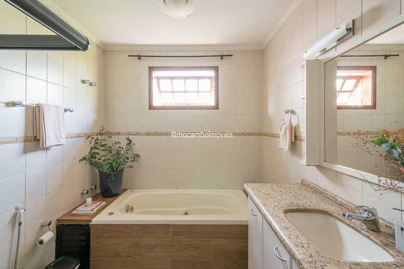 Banheiro  - Chácara 1500m² à venda Itatiba,SP - R$ 890.000 - FCCH30127 - 10