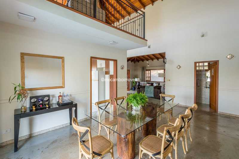 Sala - Chácara 1500m² à venda Itatiba,SP - R$ 890.000 - FCCH30127 - 4