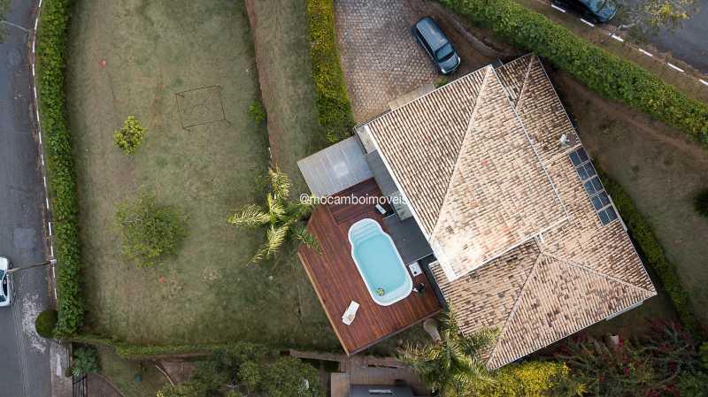 Casa - Chácara 1500m² à venda Itatiba,SP - R$ 890.000 - FCCH30127 - 14