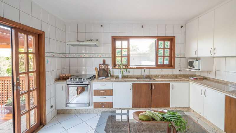 Cozinha - Chácara 1500m² à venda Itatiba,SP - R$ 890.000 - FCCH30127 - 11