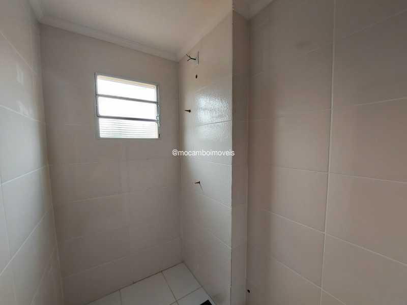 Banheiro  - Apartamento 2 quartos para alugar Itatiba,SP - R$ 1.200 - FCAP21310 - 6