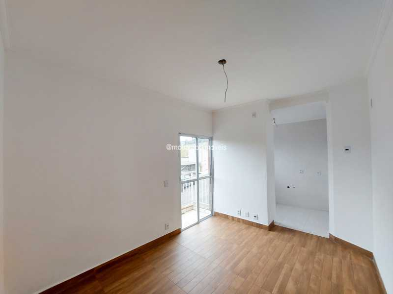 Sala  - Apartamento 2 quartos para alugar Itatiba,SP - R$ 1.200 - FCAP21310 - 1