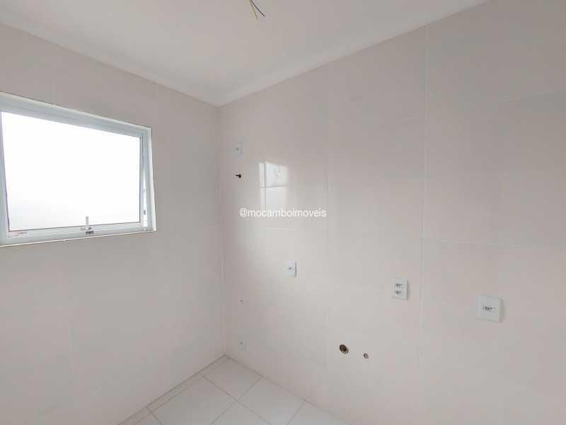 Cozinha  - Apartamento 2 quartos para alugar Itatiba,SP - R$ 1.200 - FCAP21311 - 3