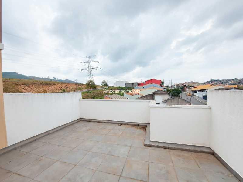 Área privativa - Apartamento 2 quartos para alugar Itatiba,SP - R$ 1.200 - FCAP21311 - 8