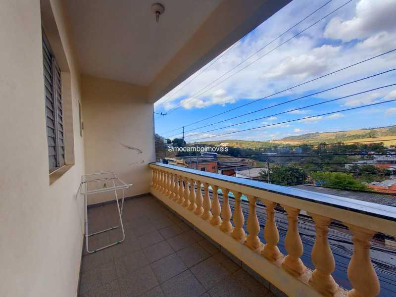 Sacada da suíte - Casa 3 quartos para alugar Itatiba,SP - R$ 1.515 - FCCA31502 - 8