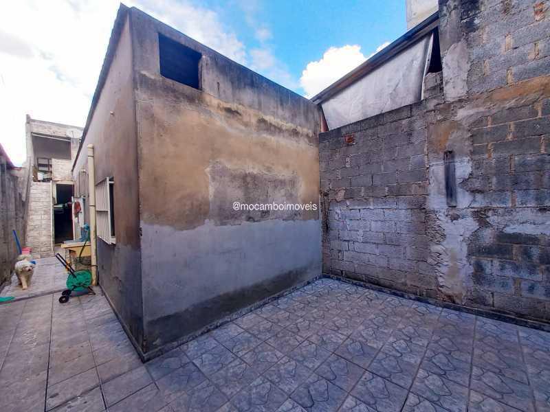 Quintal - Casa 3 quartos para alugar Itatiba,SP - R$ 1.515 - FCCA31502 - 17