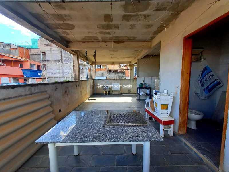 Área externa  - Casa 3 quartos para alugar Itatiba,SP - R$ 1.515 - FCCA31502 - 18