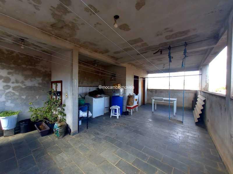 Área externa  - Casa 3 quartos para alugar Itatiba,SP - R$ 1.515 - FCCA31502 - 19