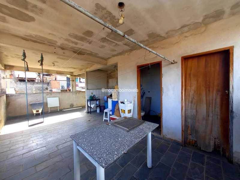 Área externa  - Casa 3 quartos para alugar Itatiba,SP - R$ 1.515 - FCCA31502 - 20