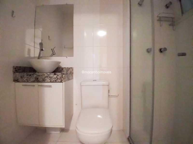 Banheiro Suíte - Apartamento 2 quartos para alugar Itatiba,SP - R$ 1.500 - FCAP21315 - 6