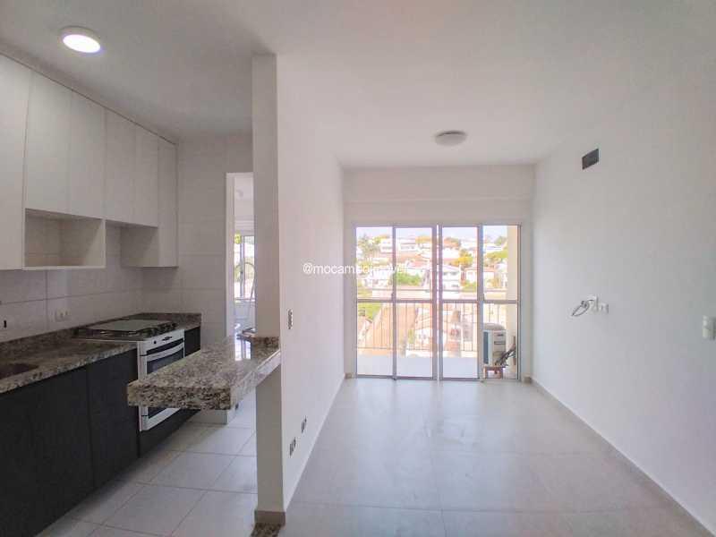 Sala/Cozinha - Apartamento 2 quartos para alugar Itatiba,SP - R$ 1.500 - FCAP21315 - 1