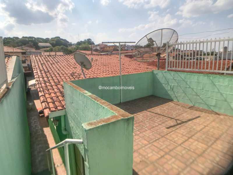 Terraço - Casa 2 quartos à venda Itatiba,SP - R$ 280.000 - FCCA21525 - 16