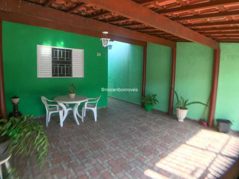 Garagem - Casa 2 quartos à venda Itatiba,SP - R$ 280.000 - FCCA21525 - 14