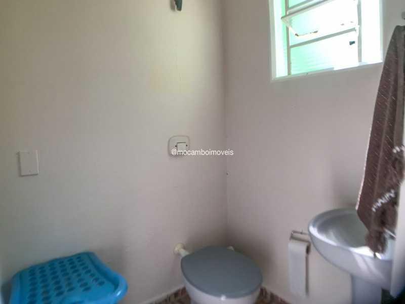 Banheiro de Serviço - Casa 2 quartos à venda Itatiba,SP - R$ 280.000 - FCCA21525 - 12