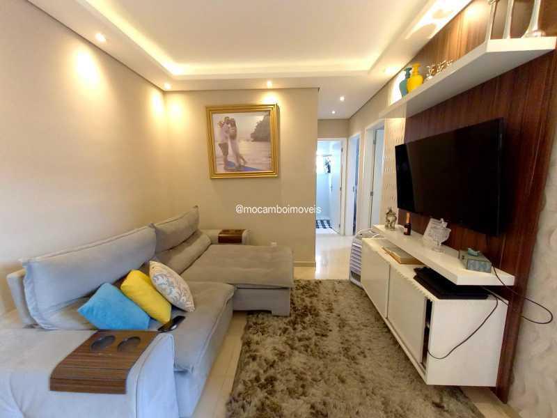 Sala - Apartamento 2 quartos para alugar Itatiba,SP - R$ 1.170 - FCAP21317 - 1