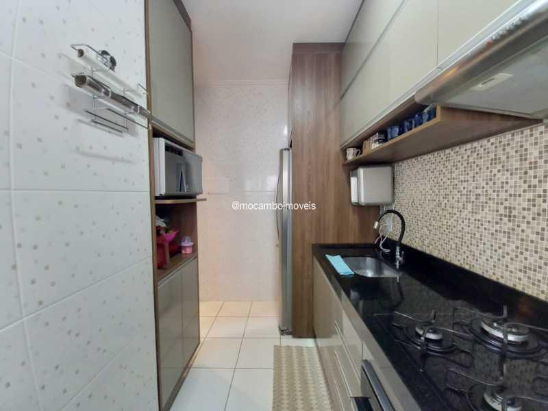 Cozinha  - Apartamento 2 quartos para alugar Itatiba,SP - R$ 1.170 - FCAP21317 - 9