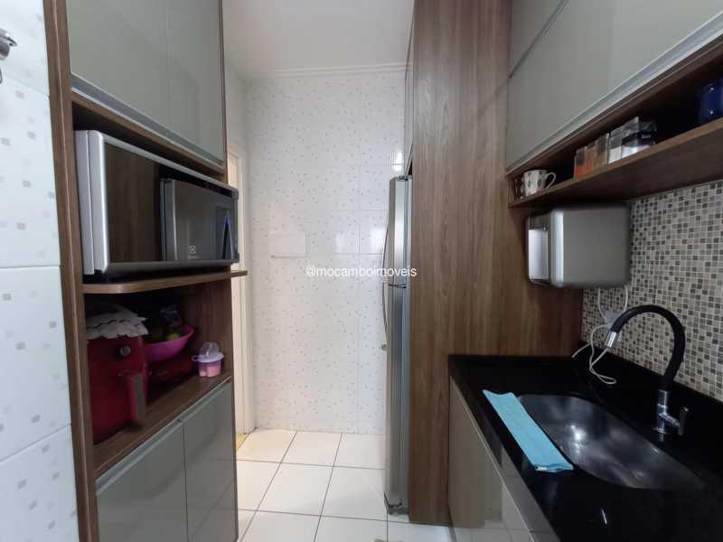 Cozinha  - Apartamento 2 quartos para alugar Itatiba,SP - R$ 1.170 - FCAP21317 - 10