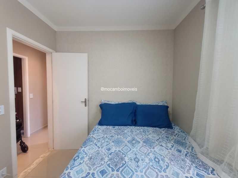 Dormitório 1 - Apartamento 2 quartos para alugar Itatiba,SP - R$ 1.170 - FCAP21317 - 11