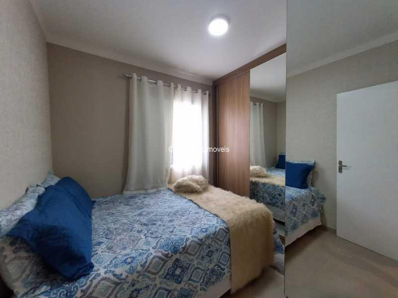 Dormitório 1 - Apartamento 2 quartos para alugar Itatiba,SP - R$ 1.170 - FCAP21317 - 12