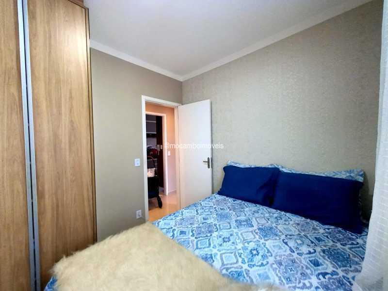 Dormitório 1 - Apartamento 2 quartos para alugar Itatiba,SP - R$ 1.170 - FCAP21317 - 13