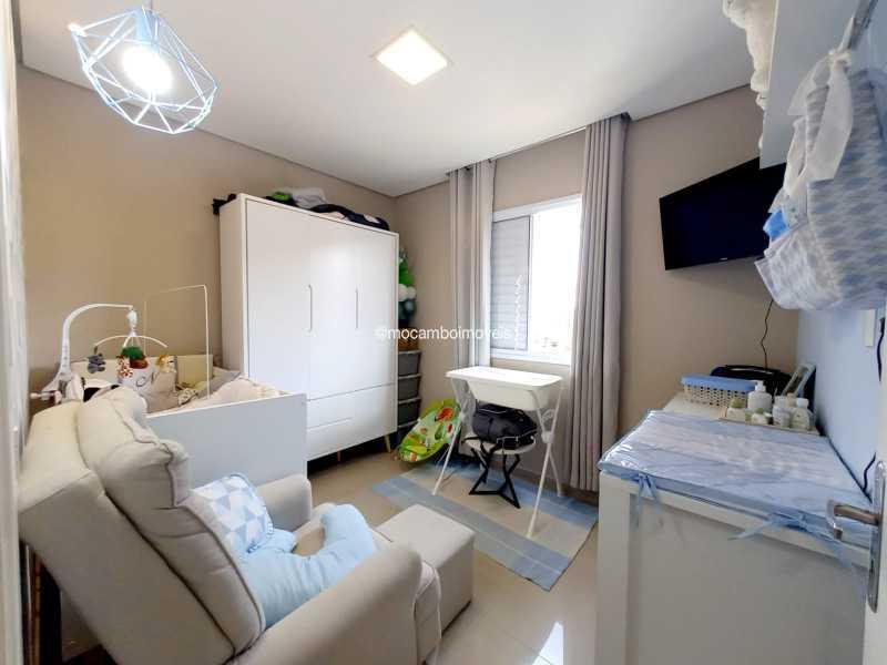 Dormitório 2 - Apartamento 2 quartos para alugar Itatiba,SP - R$ 1.170 - FCAP21317 - 15
