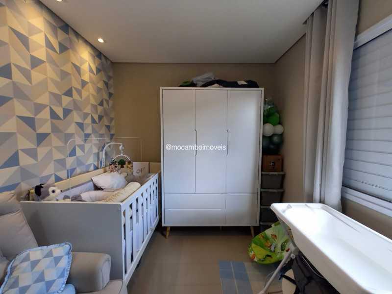 Dormitório 2 - Apartamento 2 quartos para alugar Itatiba,SP - R$ 1.170 - FCAP21317 - 17