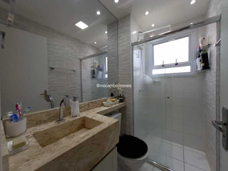 W.C Social - Apartamento 2 quartos para alugar Itatiba,SP - R$ 1.170 - FCAP21317 - 18