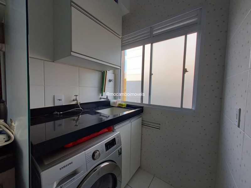 Área de serviço - Apartamento 2 quartos para alugar Itatiba,SP - R$ 1.170 - FCAP21317 - 19