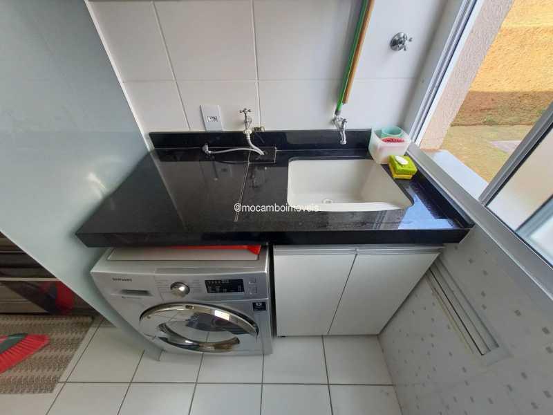 Área de serviço - Apartamento 2 quartos para alugar Itatiba,SP - R$ 1.170 - FCAP21317 - 20