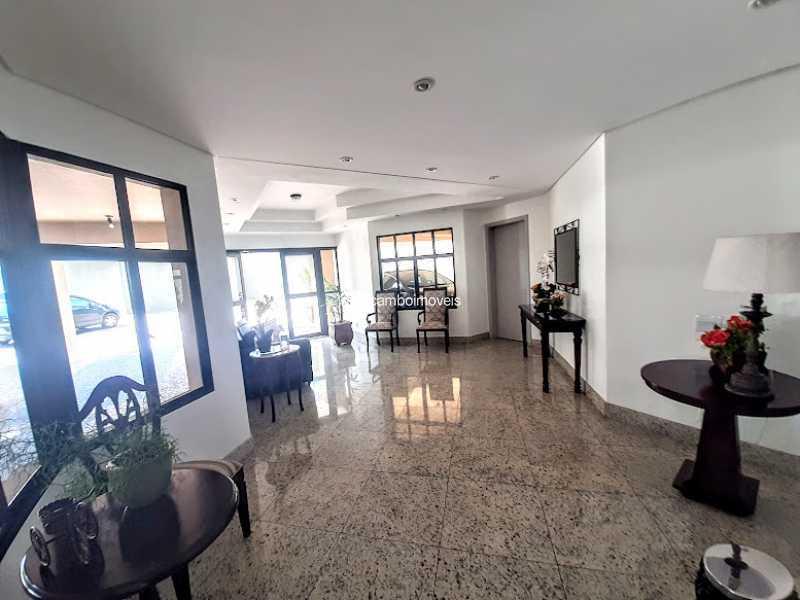 Recepção  - Apartamento 3 quartos à venda Itatiba,SP - R$ 380.000 - FCAP30628 - 1