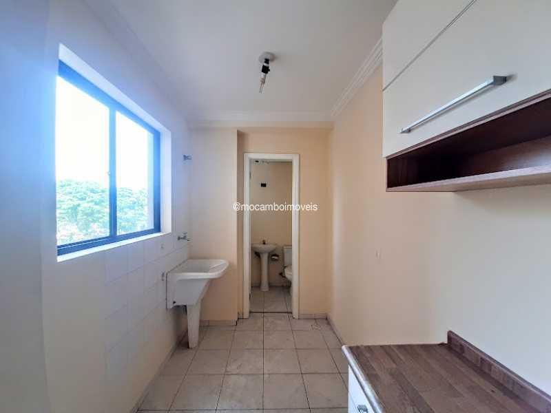 Lavanderia  - Apartamento 3 quartos à venda Itatiba,SP - R$ 380.000 - FCAP30628 - 5