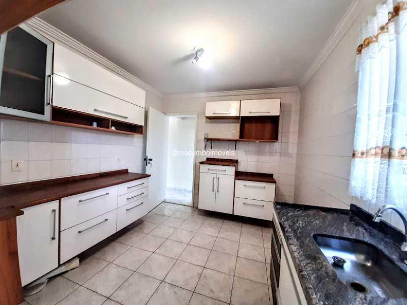 Cozinha  - Apartamento 3 quartos à venda Itatiba,SP - R$ 380.000 - FCAP30628 - 3