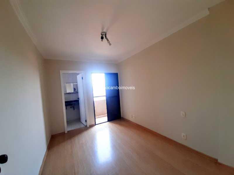 Suíte  - Apartamento 3 quartos à venda Itatiba,SP - R$ 380.000 - FCAP30628 - 9