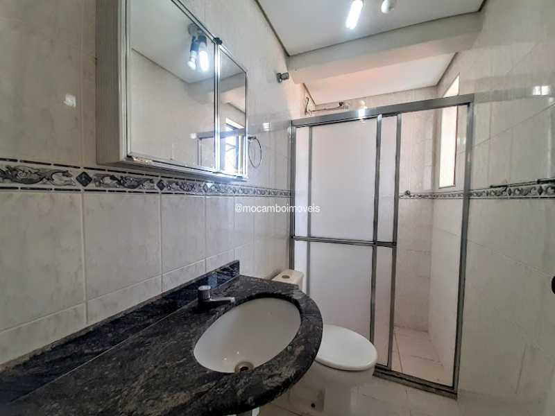 Banheiro - Apartamento 3 quartos à venda Itatiba,SP - R$ 380.000 - FCAP30628 - 10