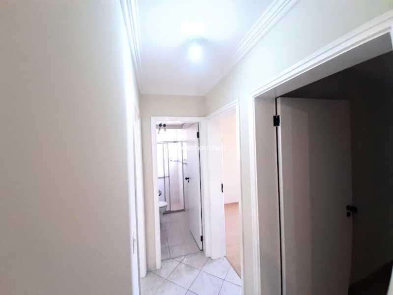 Acesso aos dormitóriosT - Apartamento 3 quartos à venda Itatiba,SP - R$ 380.000 - FCAP30628 - 8