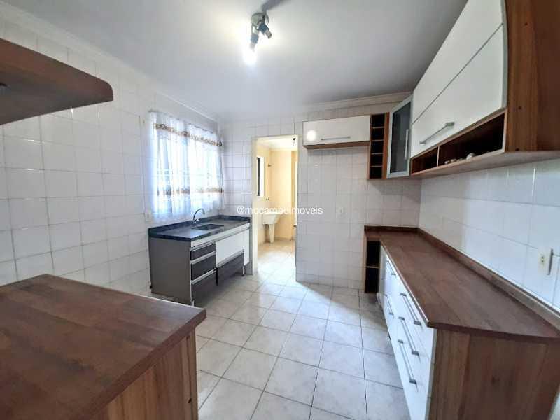 Cozinha - Apartamento 3 quartos à venda Itatiba,SP - R$ 380.000 - FCAP30628 - 4