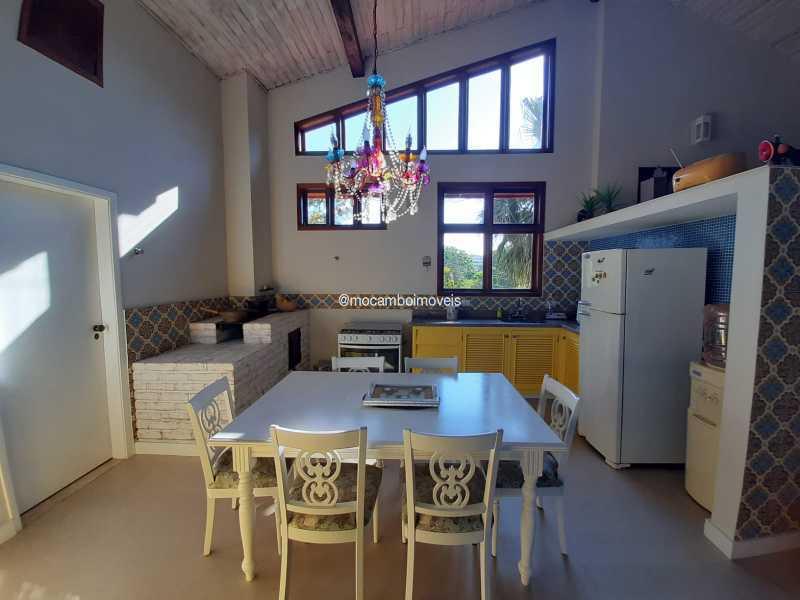 Cozinha - Casa em Condomínio 4 quartos para venda e aluguel Itatiba,SP - R$ 6.500 - FCCN40194 - 20