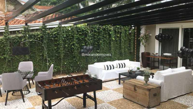 Área de lazer  - Casa em Condomínio 4 quartos para venda e aluguel Itatiba,SP - FCCN40195 - 1