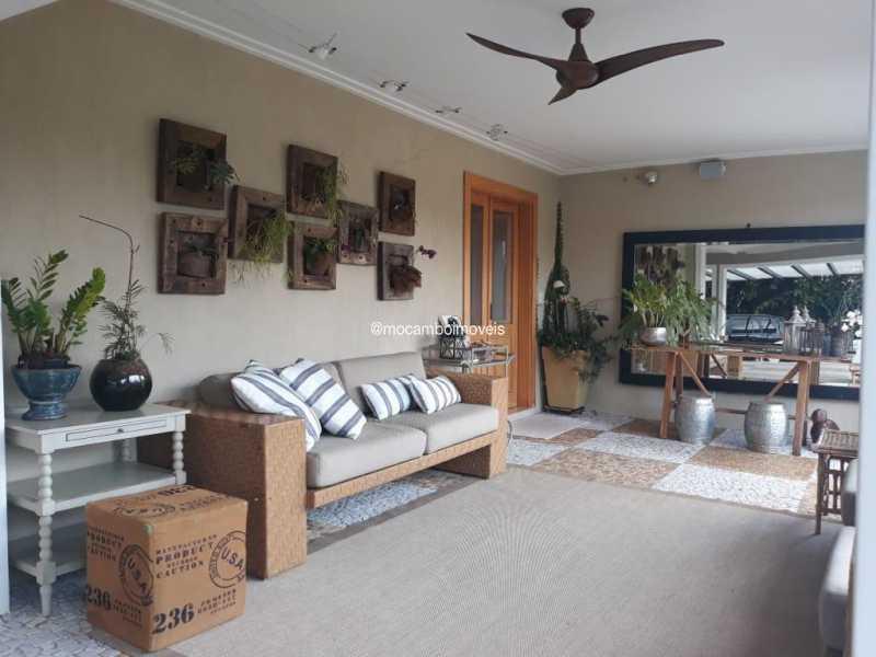 Sala  - Casa em Condomínio 4 quartos para venda e aluguel Itatiba,SP - FCCN40195 - 7
