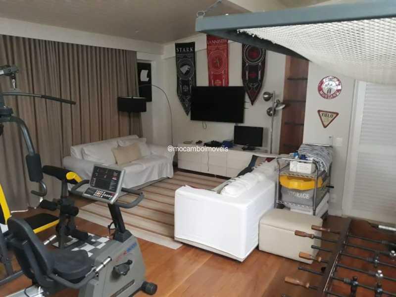 Sala de Jogos - Casa em Condomínio 4 quartos para venda e aluguel Itatiba,SP - FCCN40195 - 4
