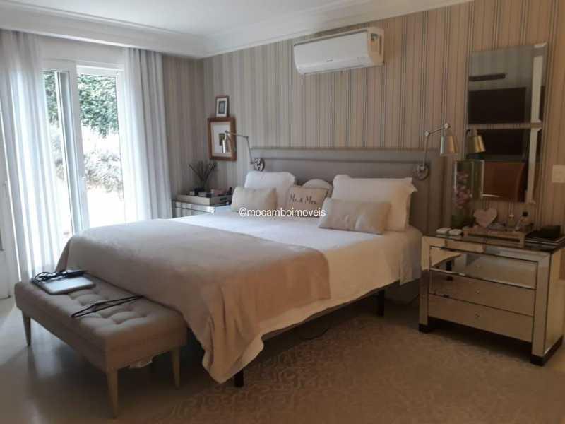 Suíte  - Casa em Condomínio 4 quartos para venda e aluguel Itatiba,SP - FCCN40195 - 12